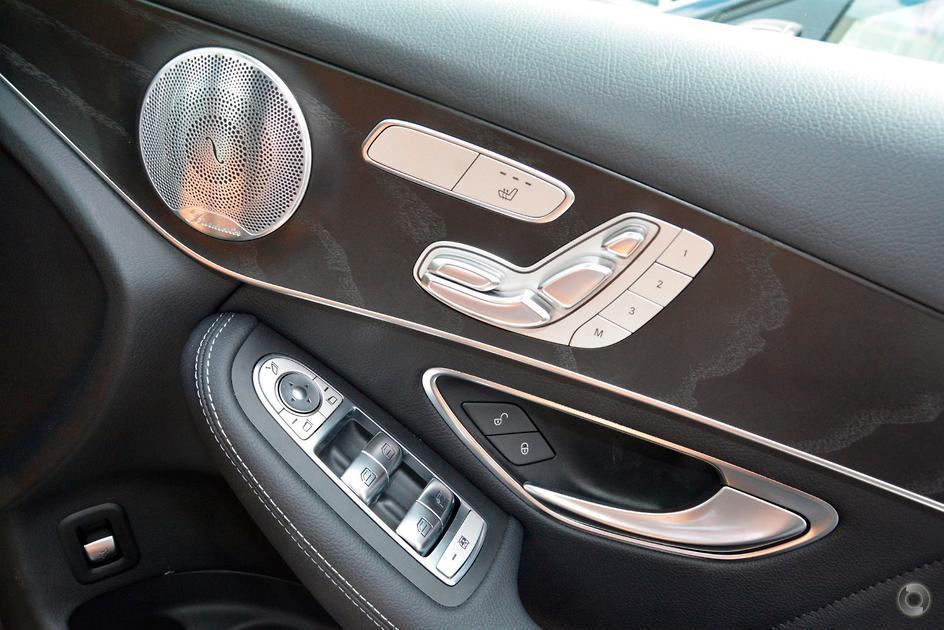 2018 Mercedes-Benz GLC 350 D Wagon