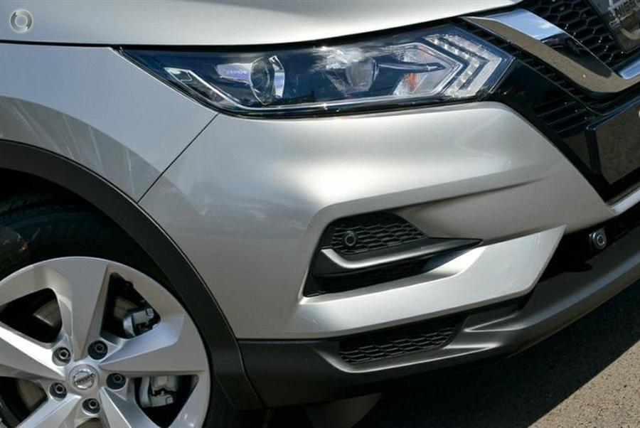 2018 Nissan QASHQAI ST