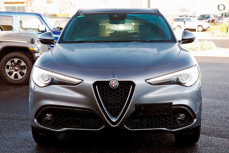 2018 Alfa Romeo Stelvio  (No Series)