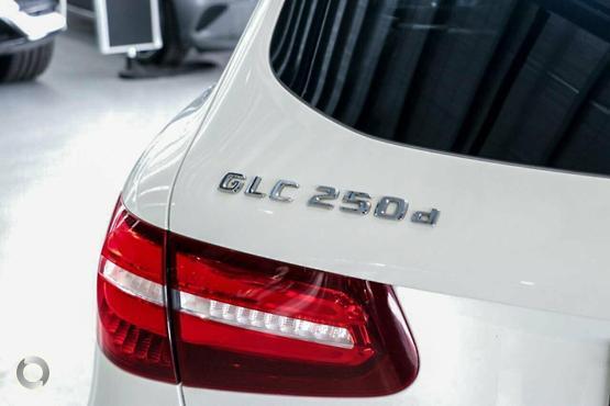 2016 Mercedes-Benz GLC 250 D