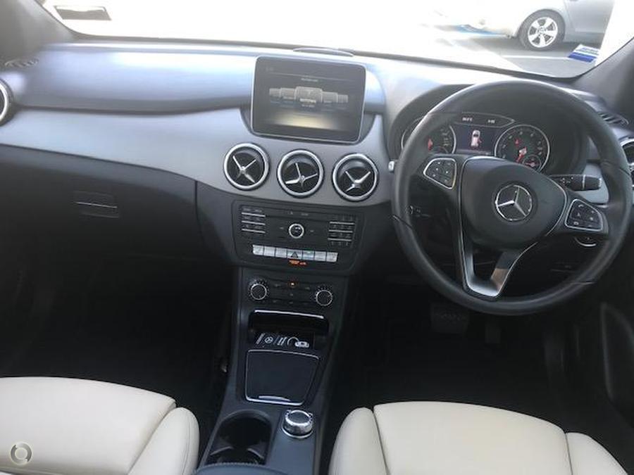 2017 Mercedes-Benz B 180 Sports Tourer