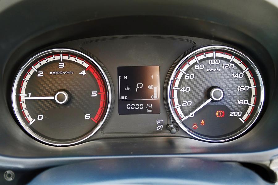 2020 Mitsubishi Triton GLX MR