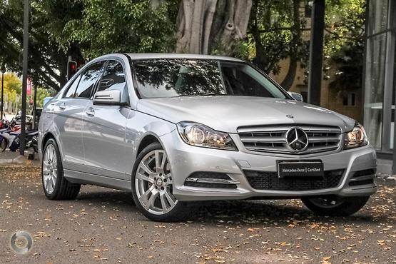 2013 Mercedes-Benz <br>C-CLASS