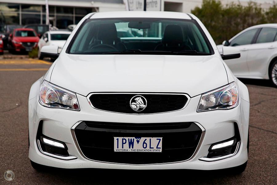 2017 Holden Commodore SV6 VF Series II