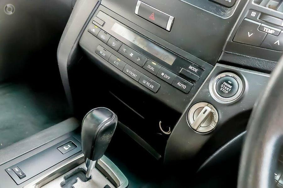 2008 Toyota Landcruiser GXL VDJ200R