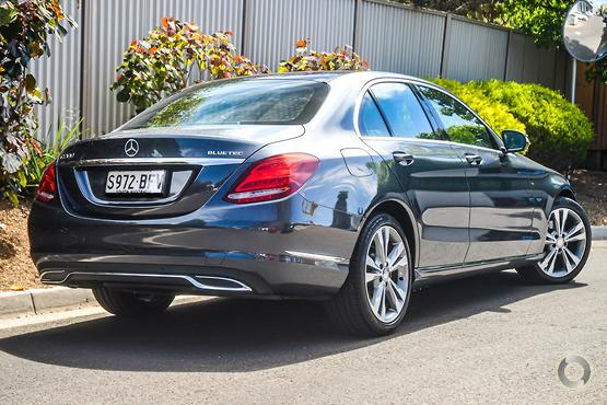2015 Mercedes-Benz C 200 BLUETEC