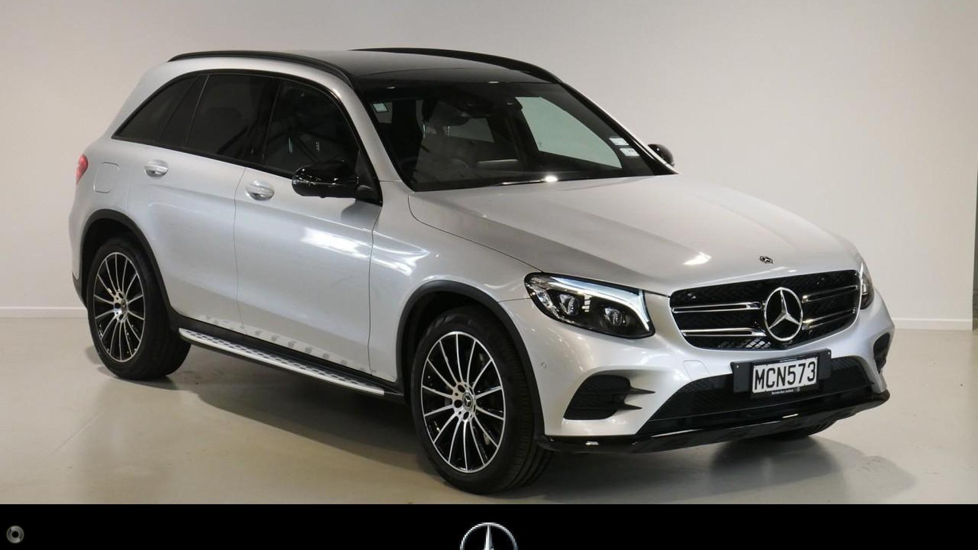 2019 Mercedes-Benz GLC 220 SUV