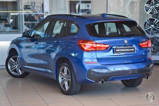 2017 BMW X 1 sDrive20i