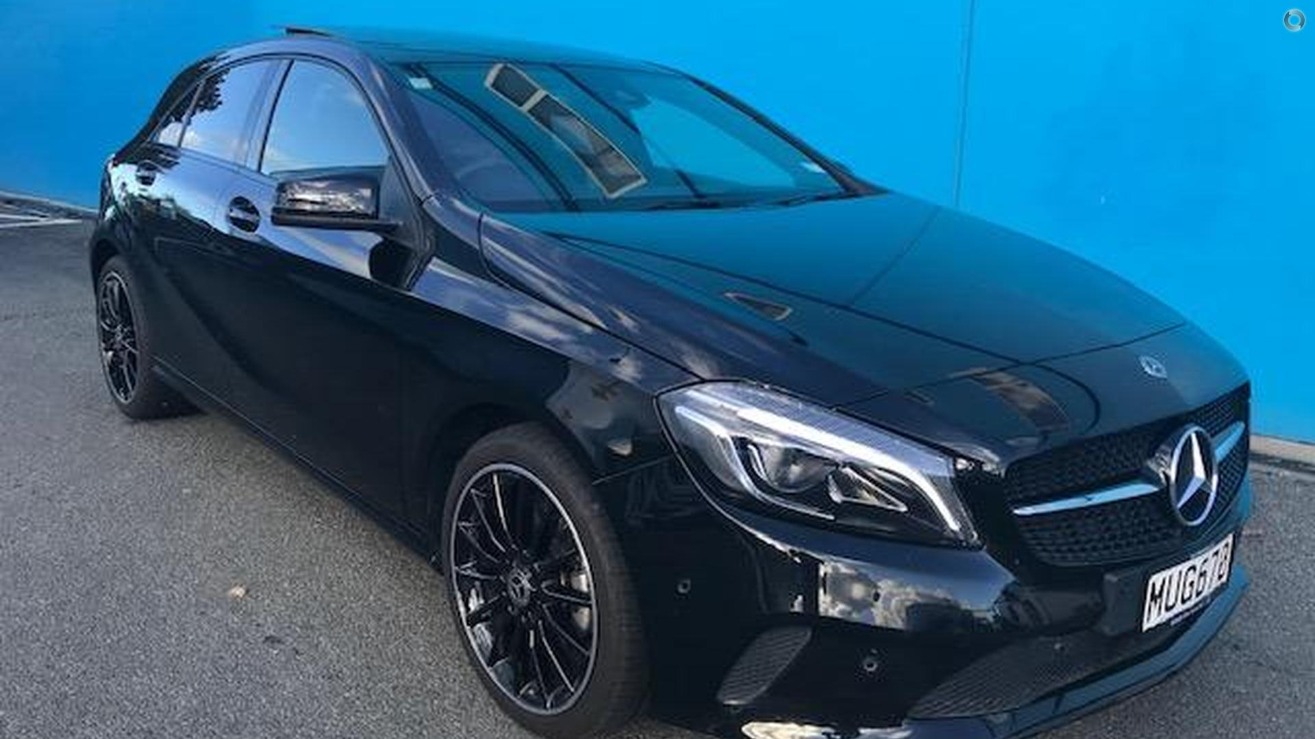 2018 Mercedes-Benz A 180 Hatch