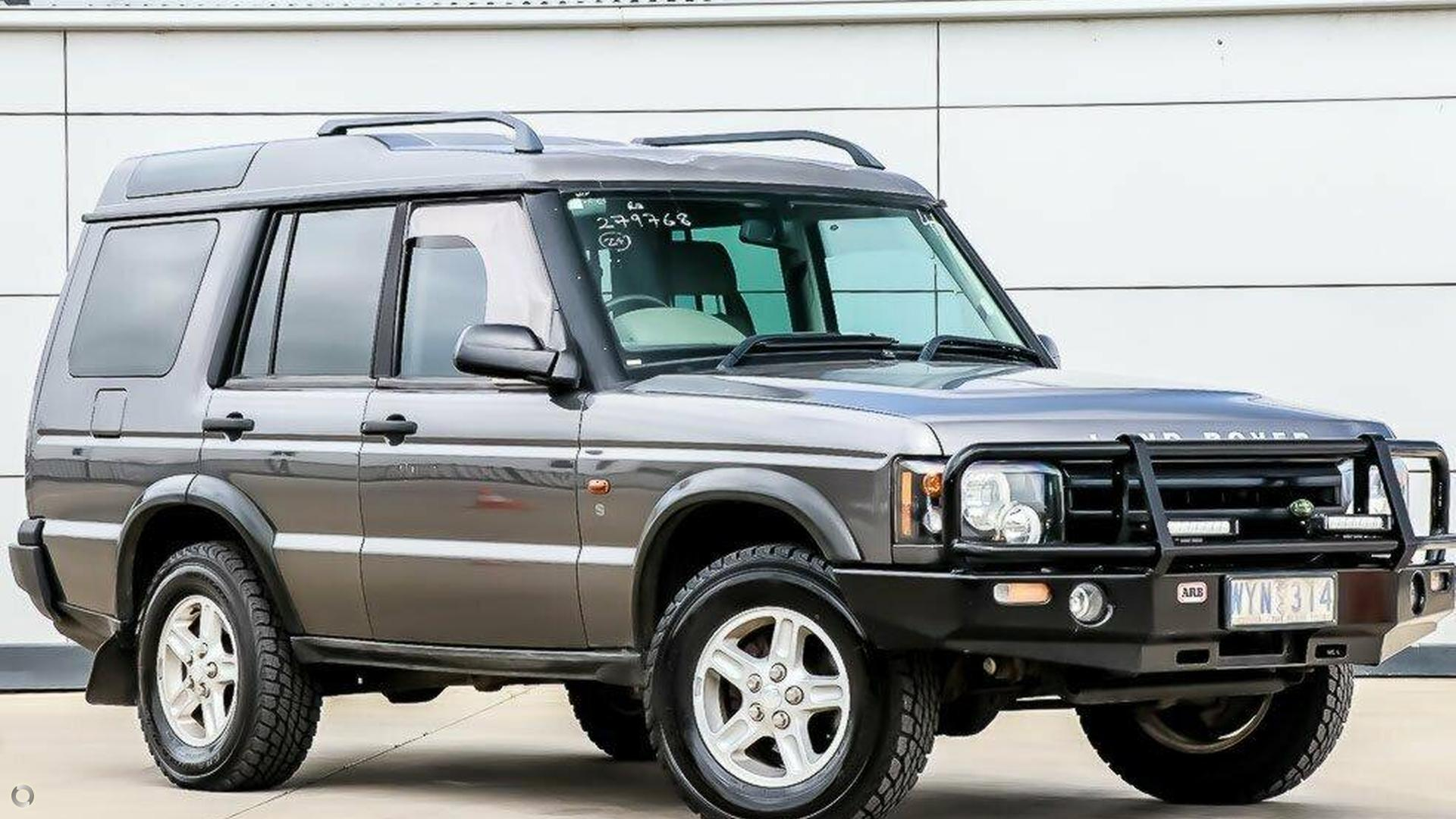 2003 Land Rover Discovery S (No Series)