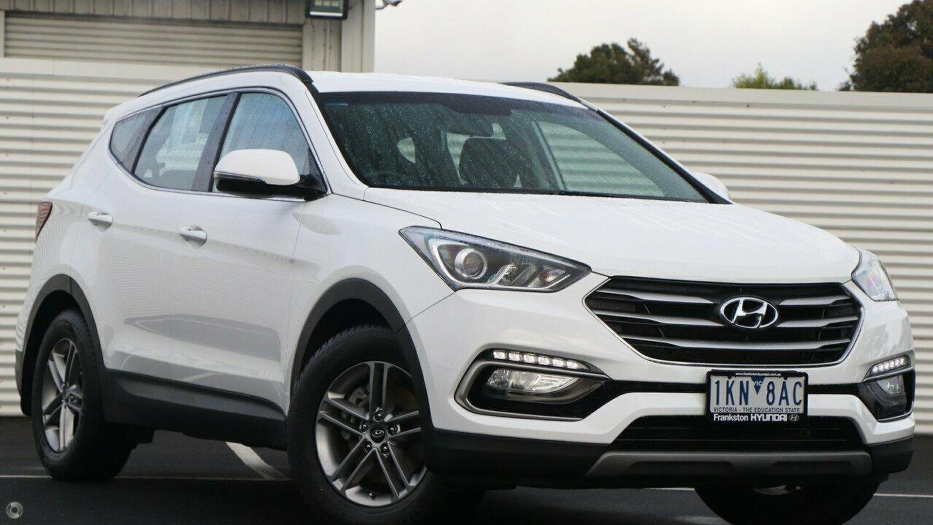 2017 Hyundai Santa Fe DM4 Series II