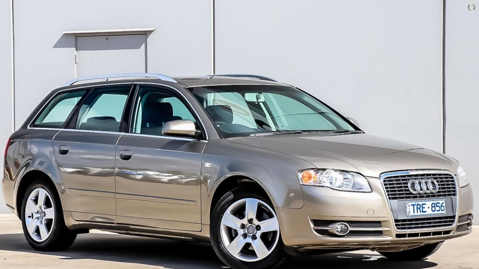 2005 Audi A4  B7