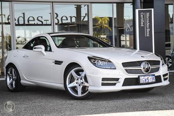 2015 Mercedes-Benz SLK 350
