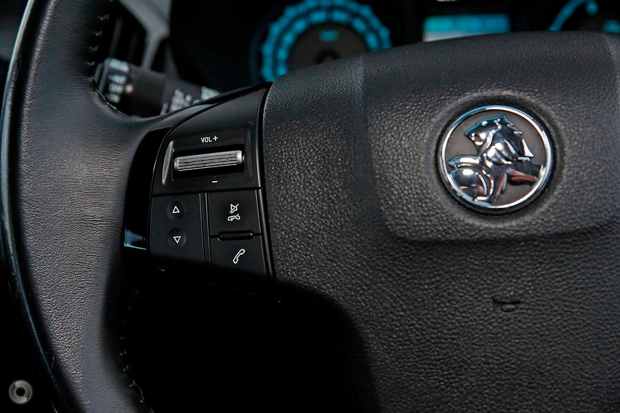 2016 Holden Colorado 7 Trailblazer RG