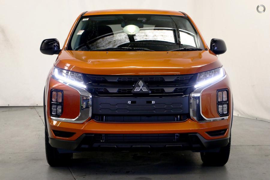 2019 Mitsubishi Asx MR XD