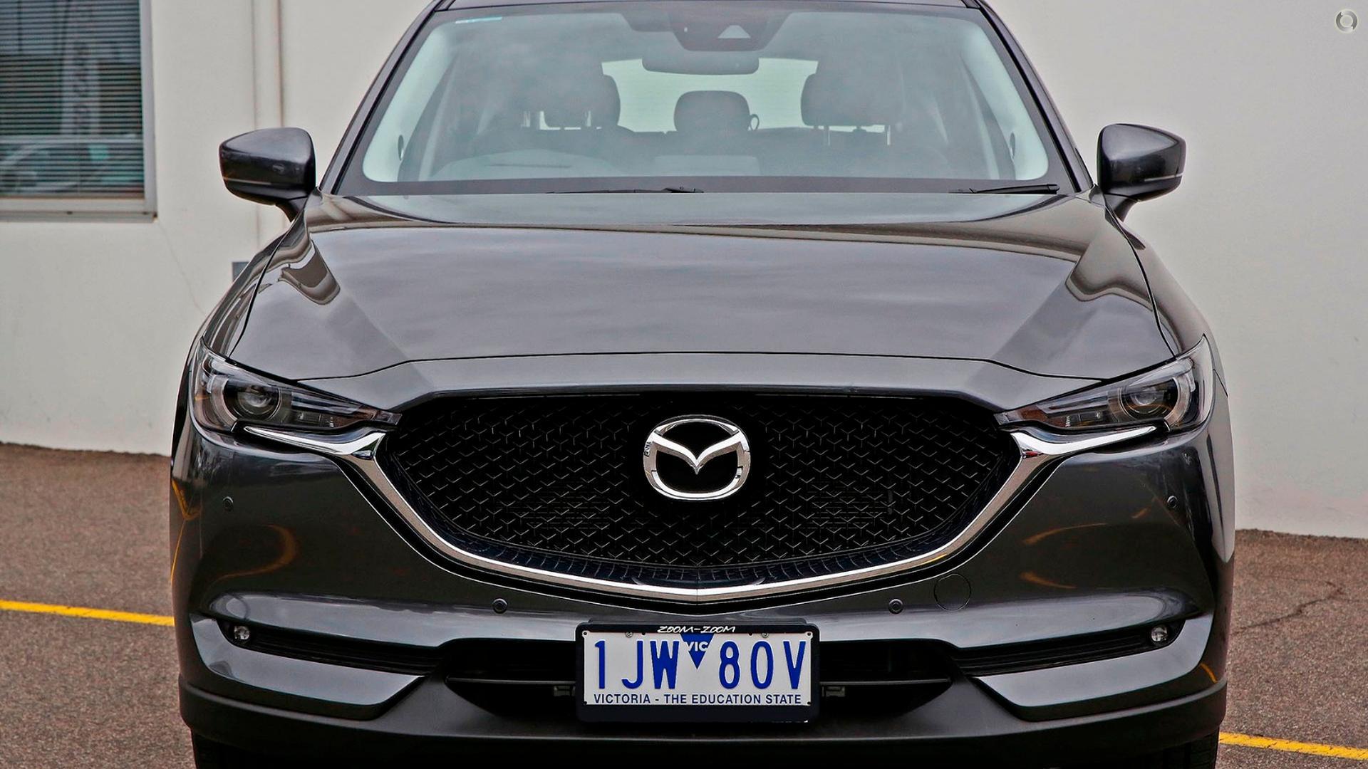 2017 Mazda CX-5 KF Series