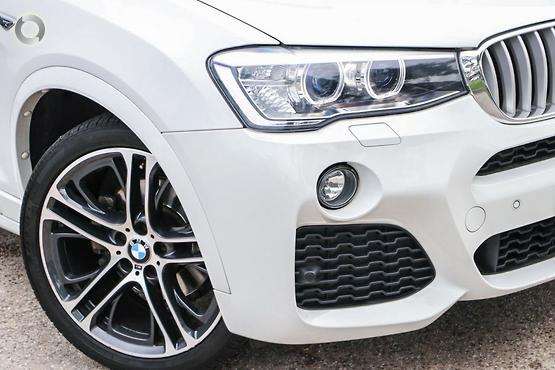 2015 BMW X 3 xDrive30d
