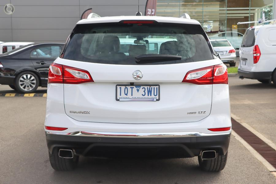 2019 Holden Equinox LTZ EQ