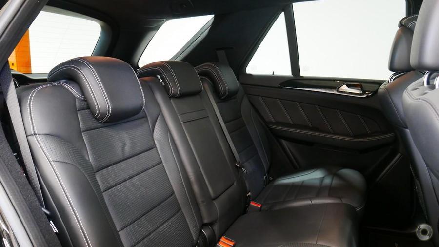 2017 Mercedes-AMG GLE 63 Wagon