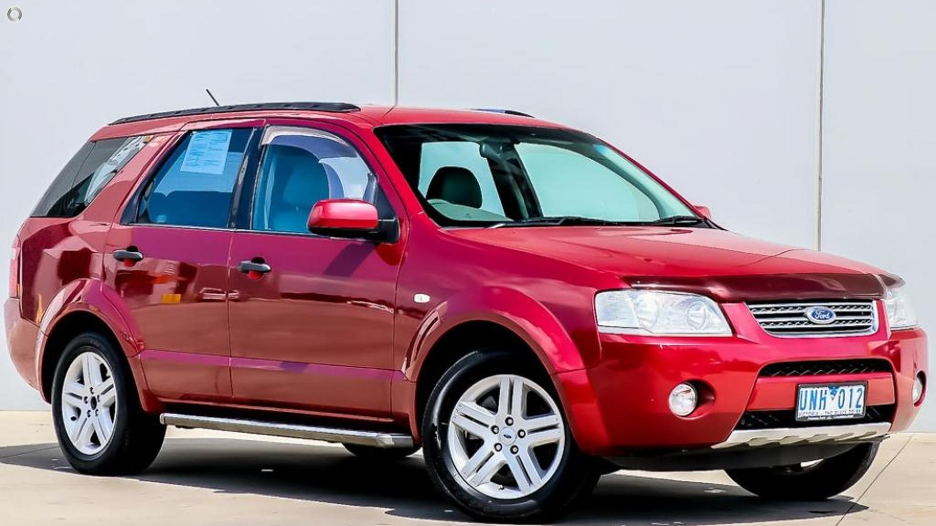 2006 Ford Territory SY