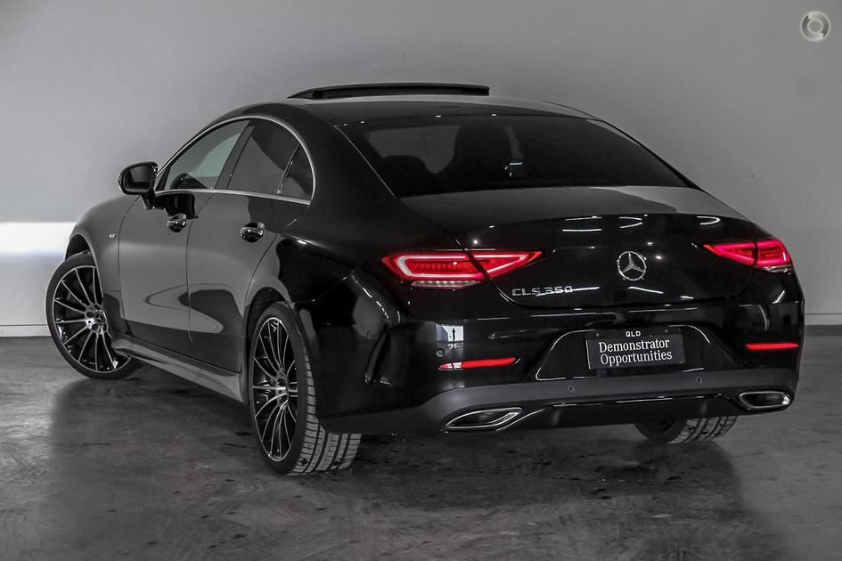 2018 Mercedes-Benz CLS 350 Coupe