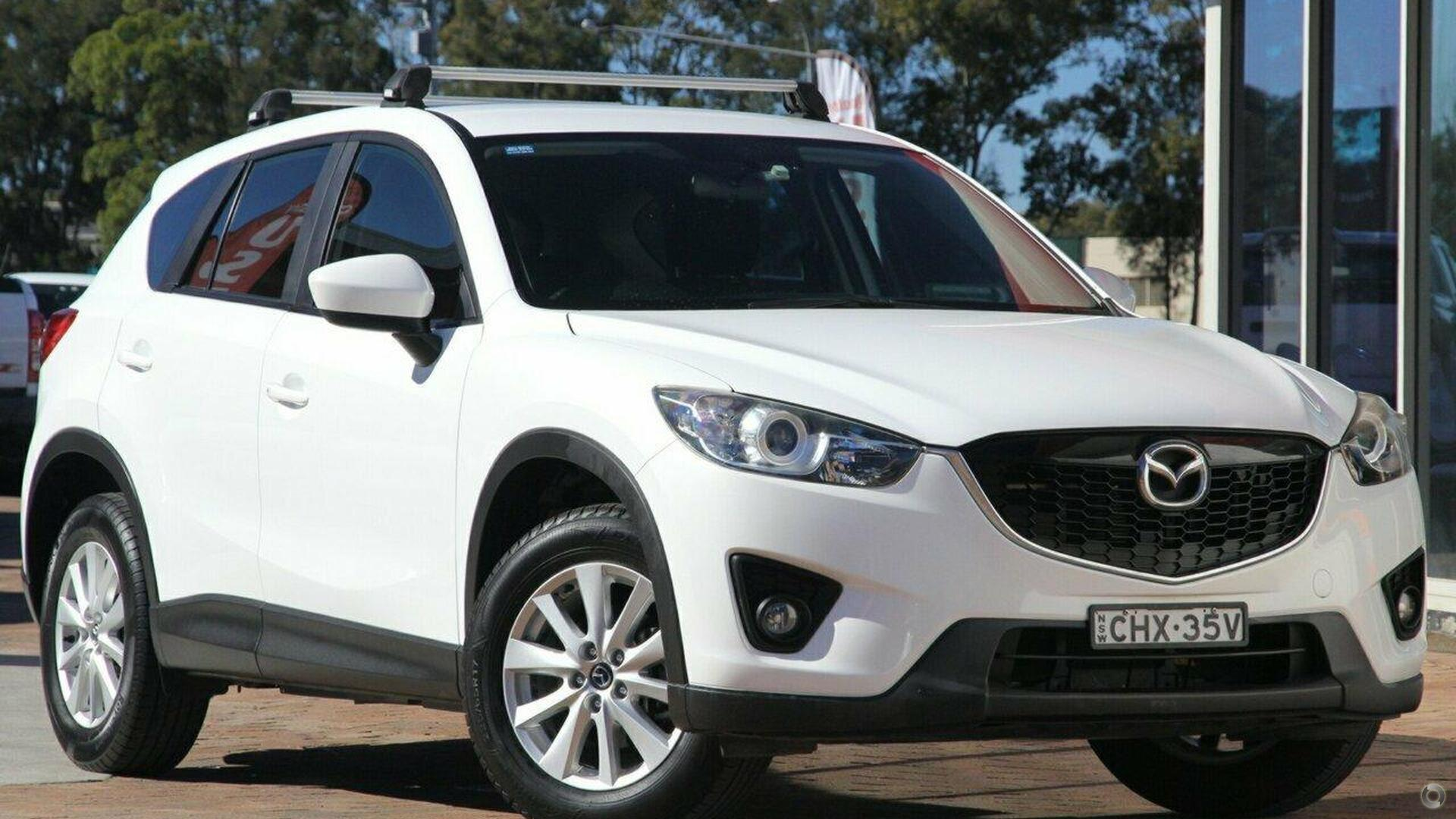 2012 Mazda Cx-5 KE Series