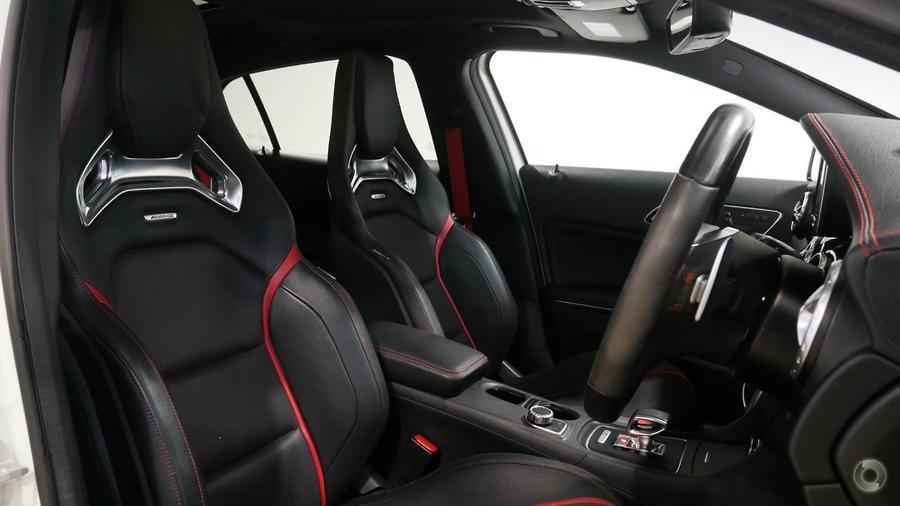2015 Mercedes-AMG GLA 45 SUV