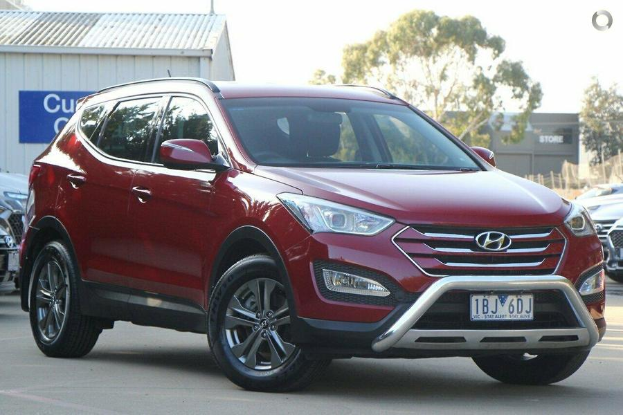 2014 Hyundai Santa Fe Active DM2