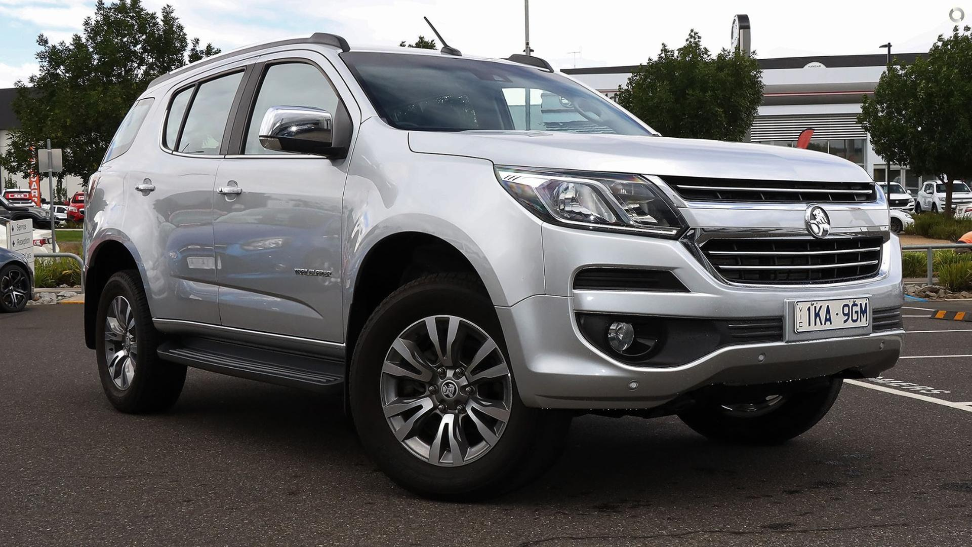 2017 Holden Trailblazer LTZ RG