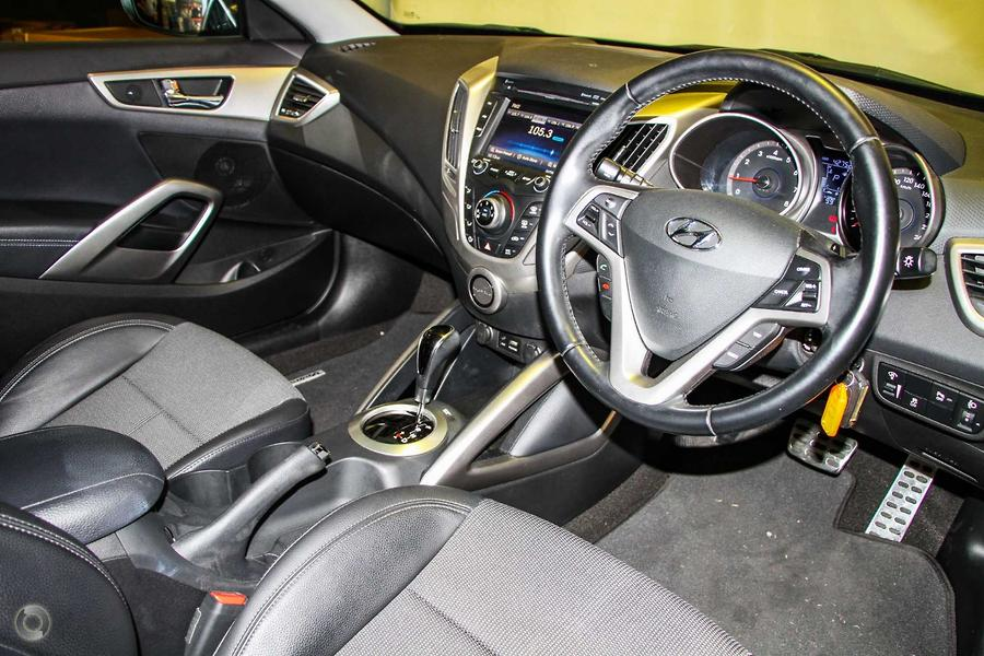 2014 Hyundai Veloster  FS4 Series II