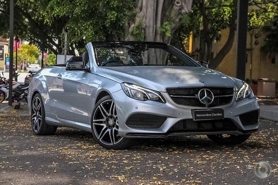 2016 Mercedes-Benz <br>E-CLASS