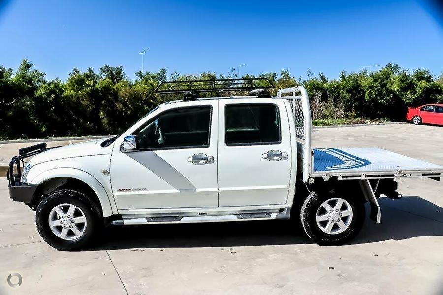 2003 Holden Rodeo LT Sports TF