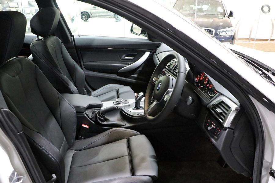 2018 BMW 320d M Sport