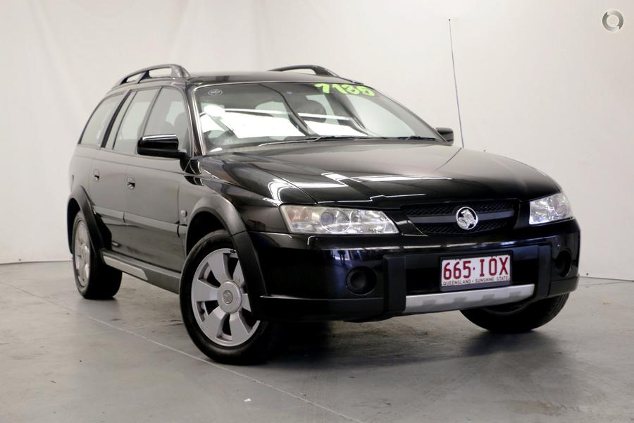 2004 Holden Adventra CX8 VZ (VY II)