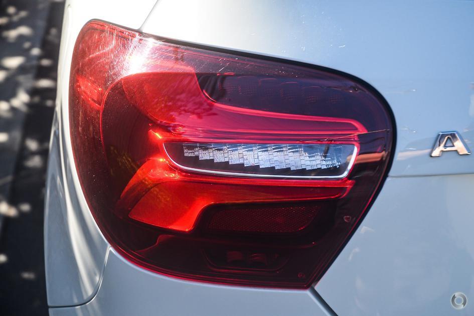 2017 Mercedes-Benz A 200 D Hatch
