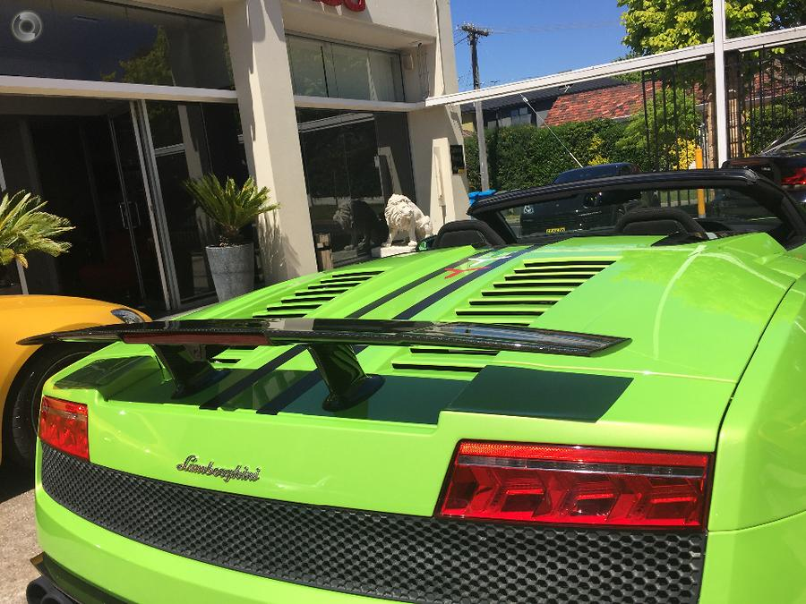 2012 Lamborghini Gallardo LP570-4 Performante L140