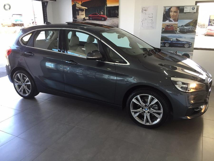 2016 BMW 218i Luxury Line