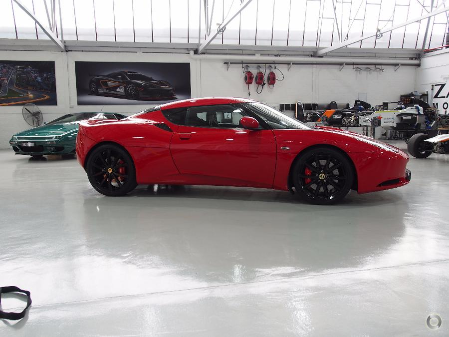 2014 Lotus Evora  Type 122