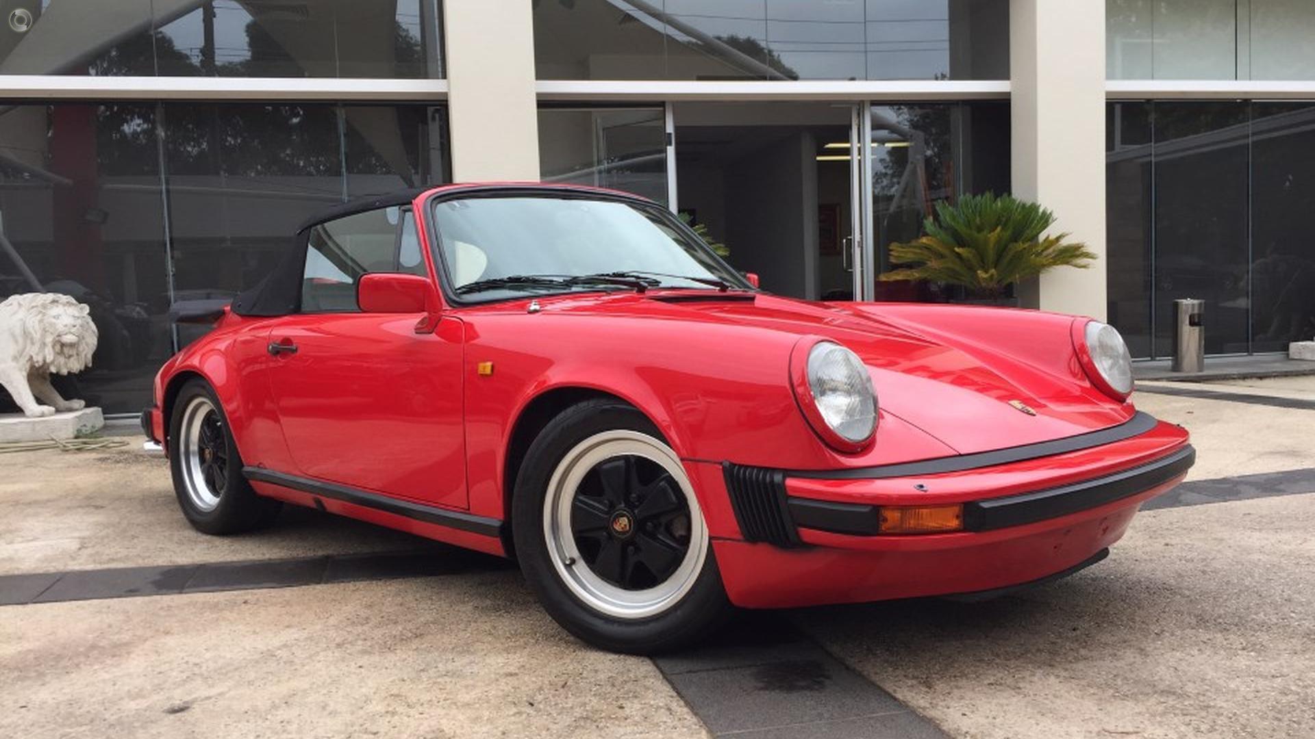 1983 Porsche 911 (No Series)