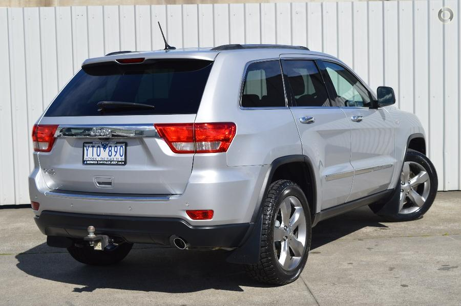 2011 Jeep Grand Cherokee Limited WK