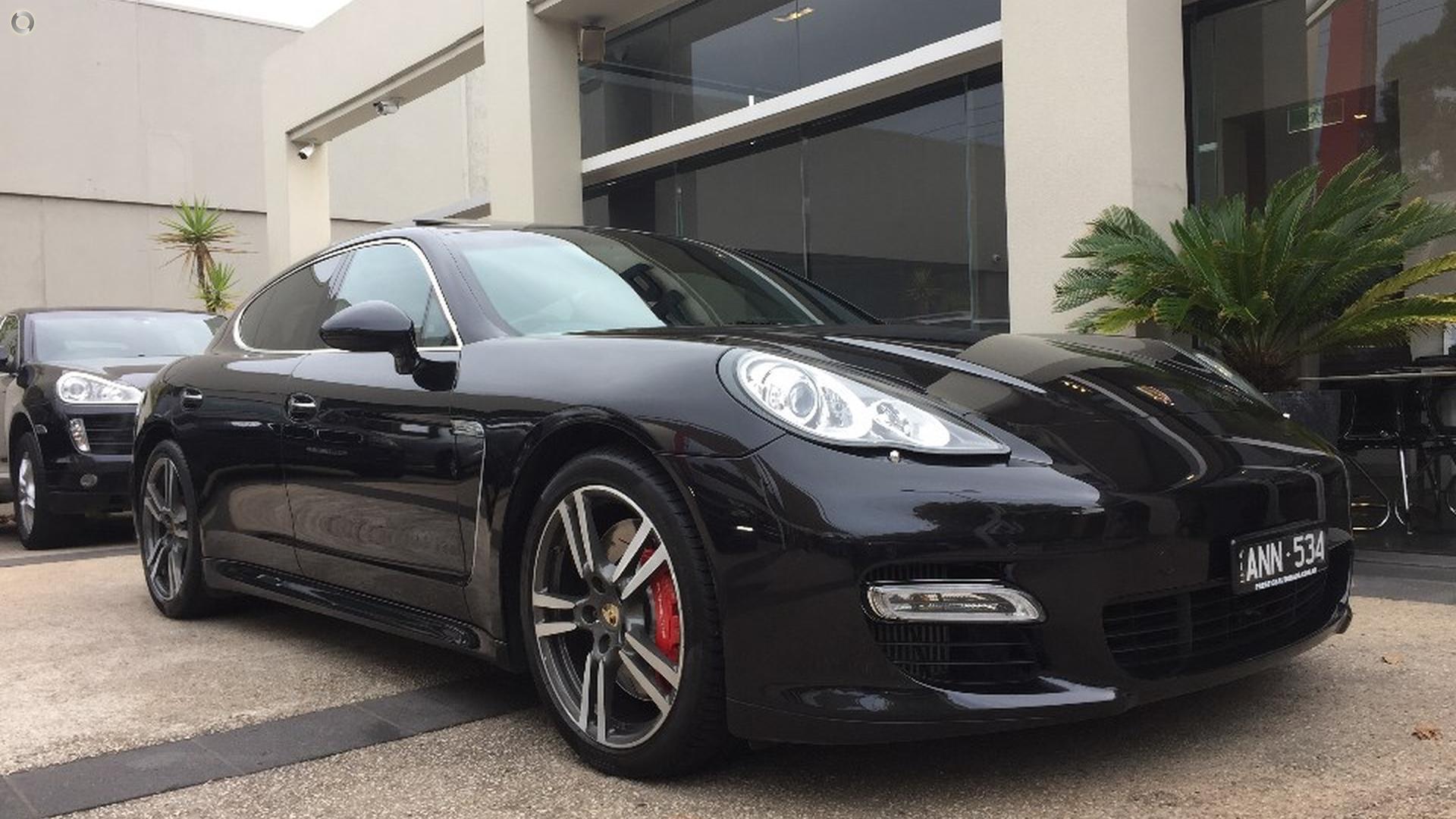 2011 Porsche Panamera 970