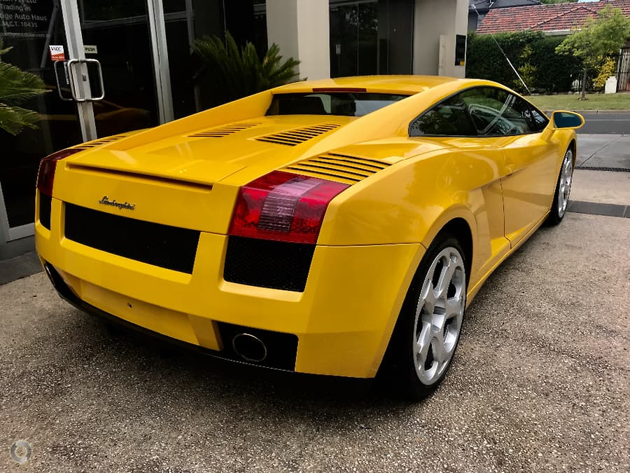 2004 Lamborghini Gallardo  L140
