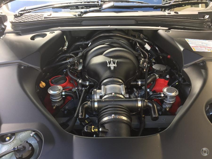 2010 Maserati GranTurismo S M145