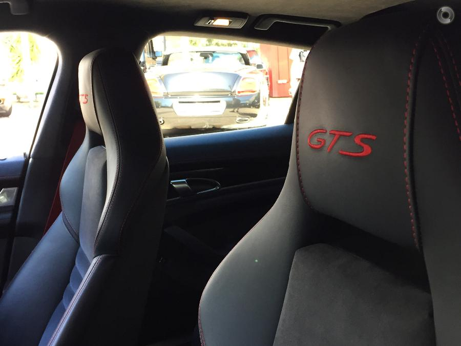 2013 Porsche Panamera GTS 970