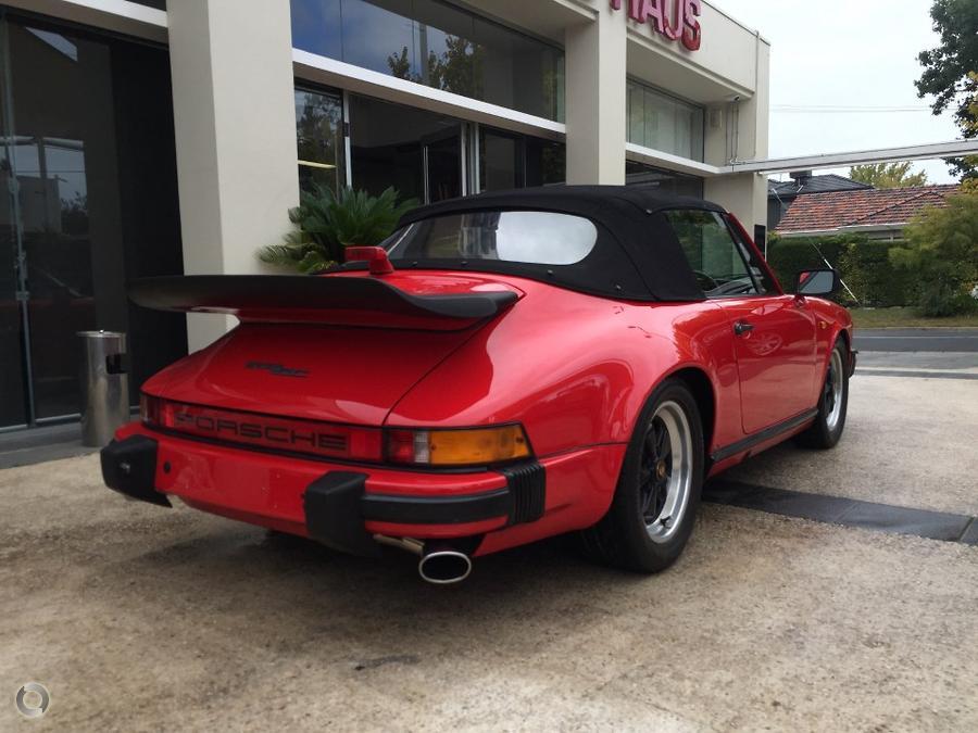 1983 Porsche 911 SC (No Series)