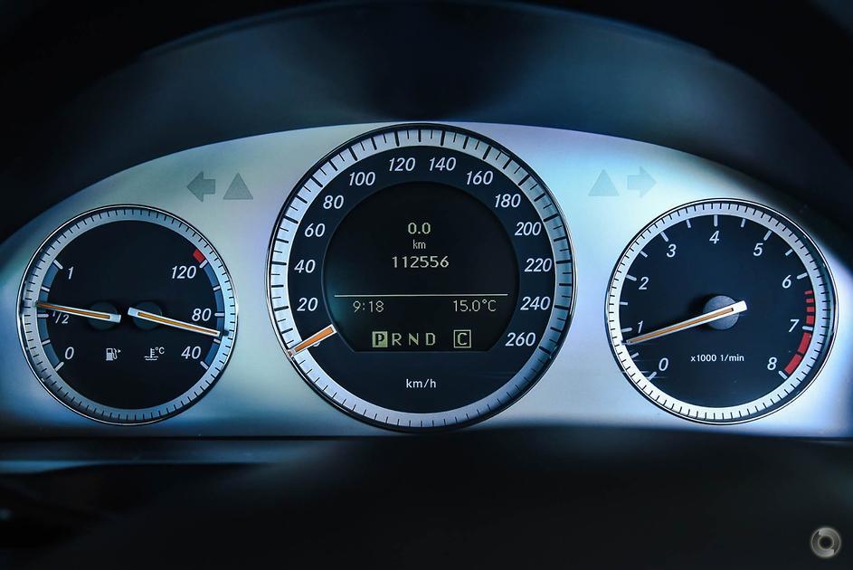 2007 Mercedes-Benz C 200 KOMPRESSOR AVANTGARDE Sedan