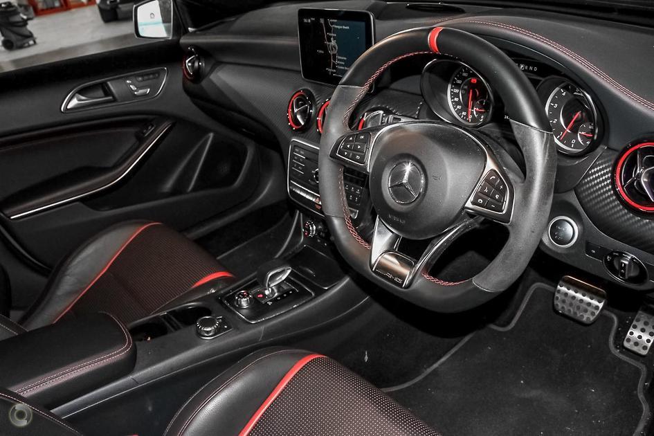2018 Mercedes-Benz A 45 AMG Hatch