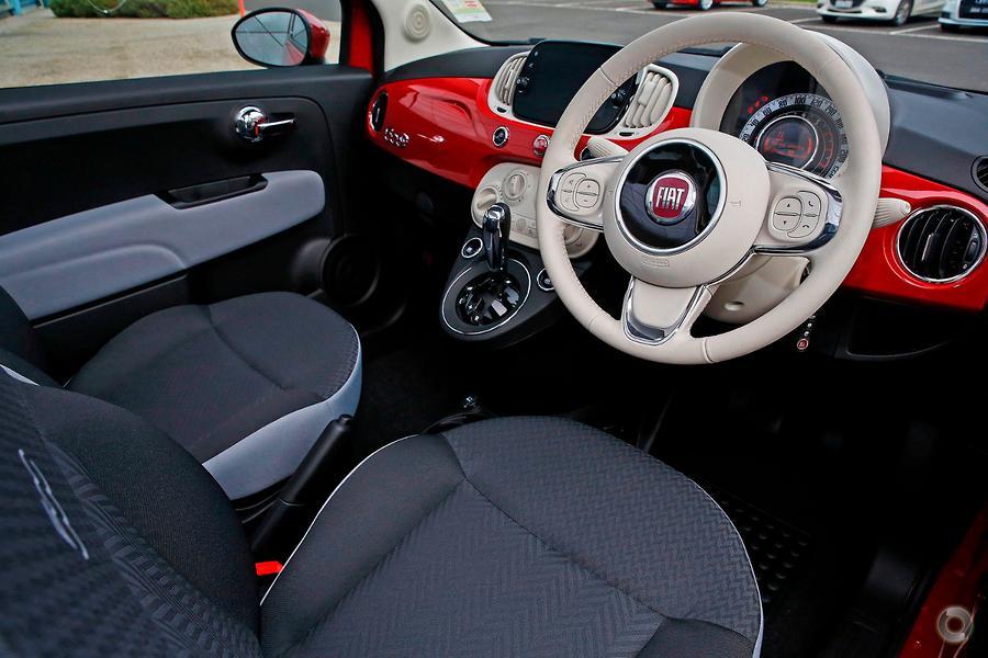 2018 Fiat 500C Pop Series 4
