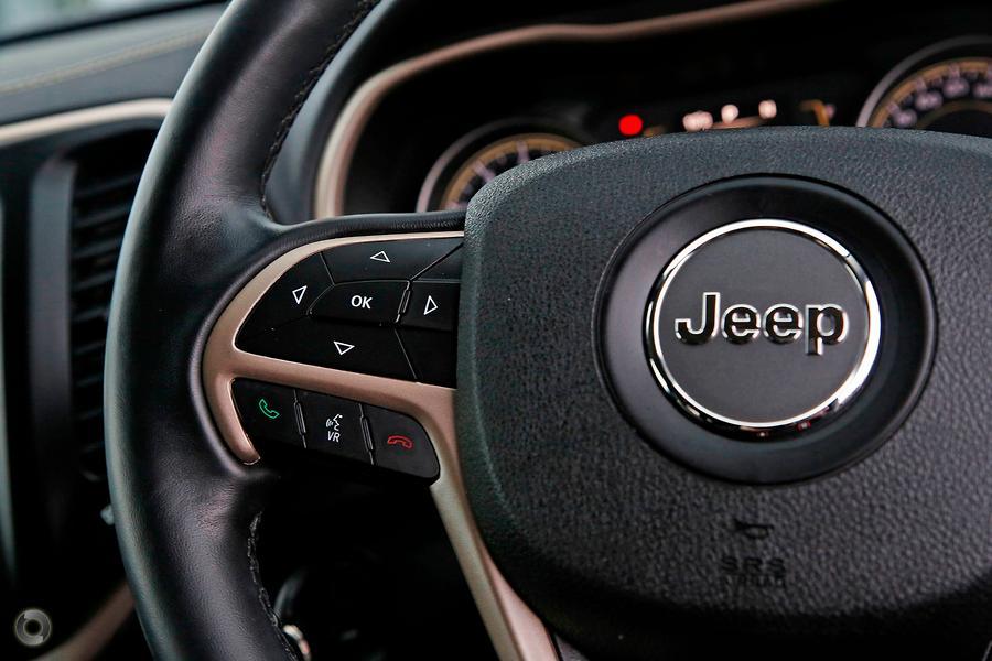 2015 Jeep Cherokee Longitude KL