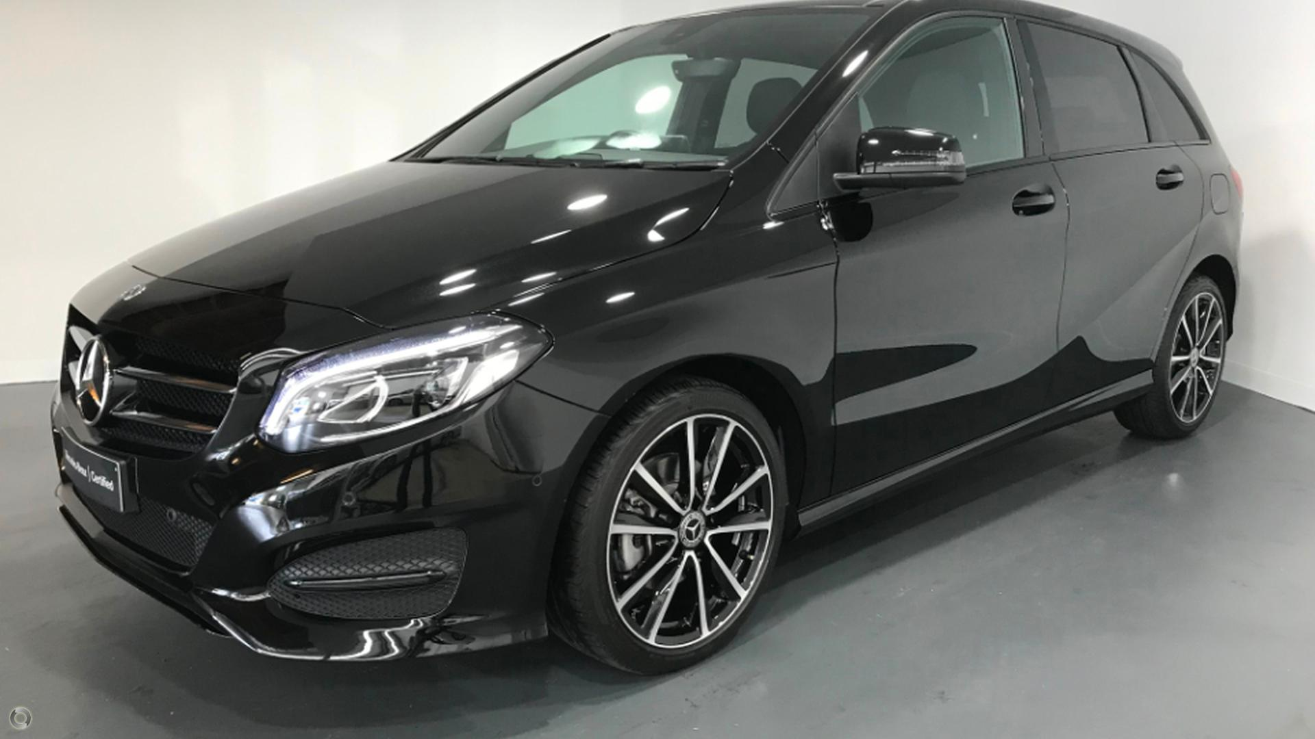 2018 Mercedes-Benz B 200 Hatch